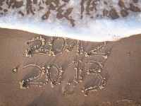 Beach 2012 to 2013
