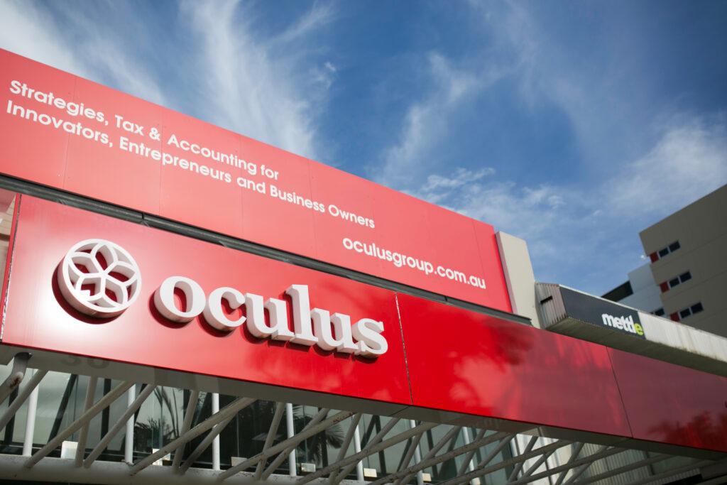 Oculus gold coast accountants