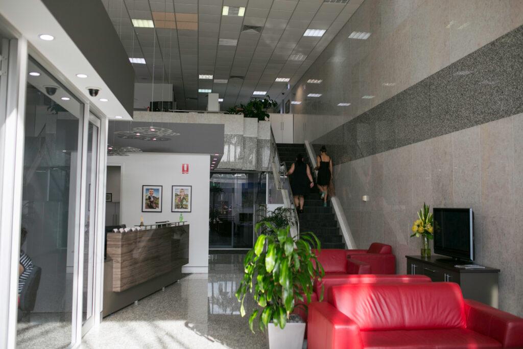 Oculus tweed head accountants HQ